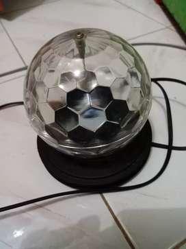 Dijual Cepat Lampu Disco Himawari Edisi Pindah.