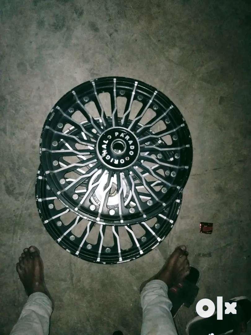 Wheel royal Enfield 0