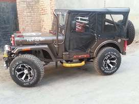 Ford jeep with all powers