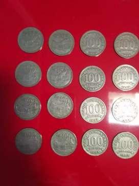 Jual uang Koin Antik tahun 1973