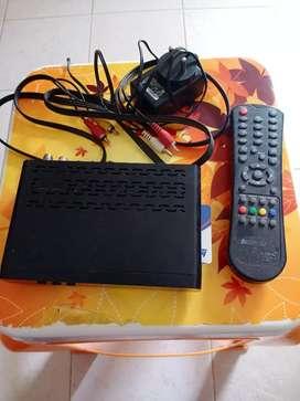 Hathaway setup Box and Remote