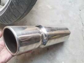 Muffler Exhaust for bike with heavy sound