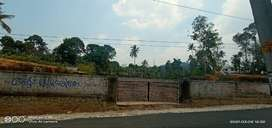 22 cent flat land for rent- compound wall on all sides