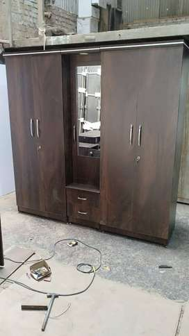 5 door wardrobe at factory price