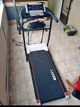 Treadmill listrik sr 002M bisa cod