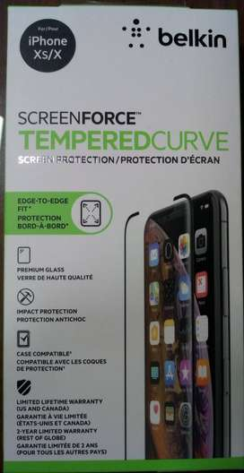 Belkin TemperedCurve Screen Protection iPhone Xs/X & iPhone 11 Pro