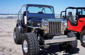 Willy jeep Modified by BOMBAY JEEPS OPEN JEEP MAHINDRA JEEP FOR SALE