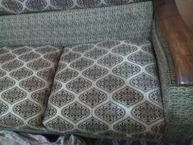 Soofa set 5 seater for sell