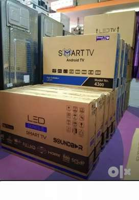 "Brand new 40"" Android led with year warranty"