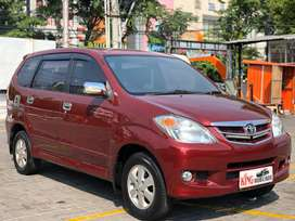 KING Mobilindo Avanza G Manual vvti 2006