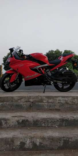Well maintained Apache RR 310