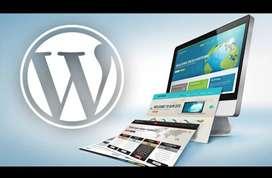 Wordpress website designing & developing