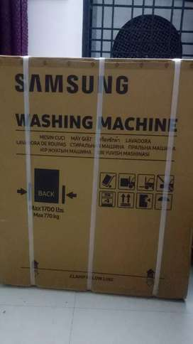 Samsung(semi automatic) washing machine 6 kg seal pack
