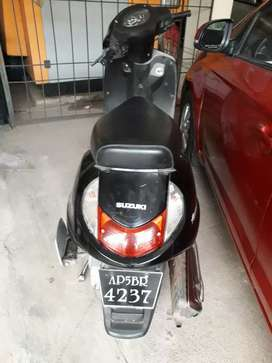 Suzuki access working condition with new battery