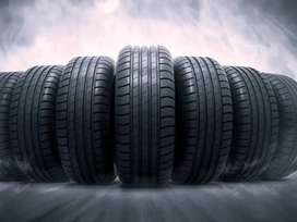 All CARS USED TYRES 10% USED ONLY