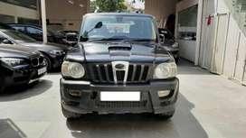 Mahindra Scorpio LX BS-IV, 2010, Diesel