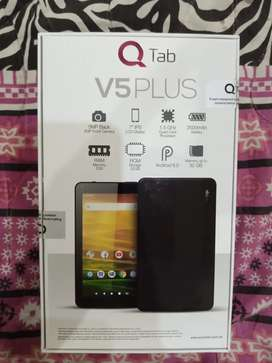 QTab V5 PLUS For Sale - Hardly One Week Used