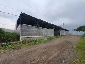 Dijual gudang Kawasan industri candi gatot subroto gatsu semarang