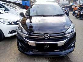Ayla R deluxe 2018 matic
