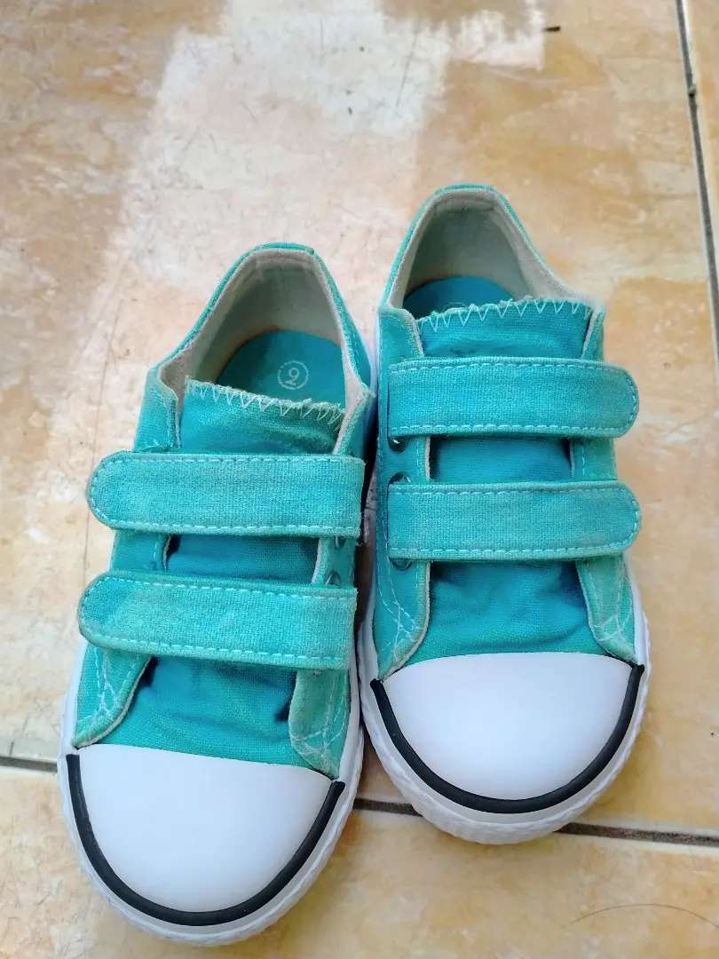 Sepatu Anak Airwalk Velcro 0