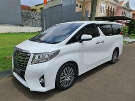 Toyota alphard G ATPM 2017