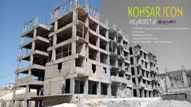 4 Rooms  Apartments for Sale  Available in Kohsar Icon  Hyderabad Kohs
