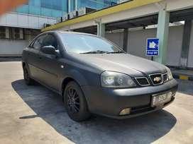 Chevrolet optra 1.8 L LS MT th.2004 , Kondisi super mulus , gk ada PR