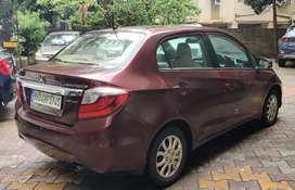 Honda Amaze 2016 Petrol VX AT well Maintained