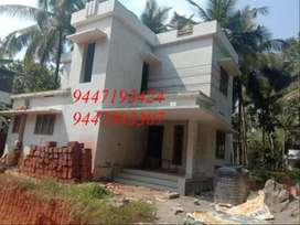 New 3 Bedroom house at Kozhikode -Velliparamba. Price: 44 lakhs,