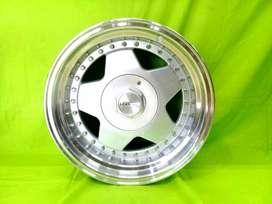 model AACHEN HSR R16X8-9 H8X100-114,3 ET30-25 SML