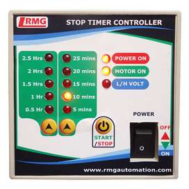 Stop Timer Controller for water pump motor