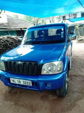 Mahindra Scorpio 2003 Diesel 188000 Km Driven