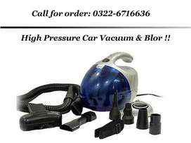High Pressure Car Vacuum