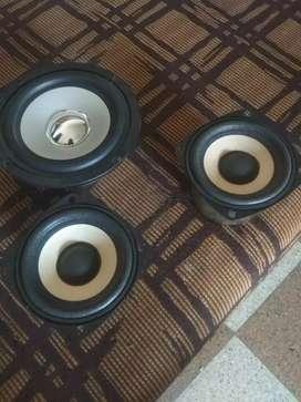 Speaker's 3 nos