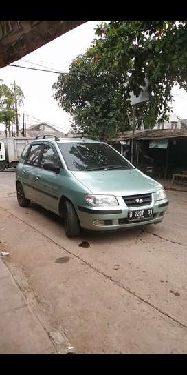 Hyundai Matrix 2002 Bensin