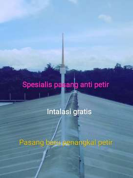 SPESIALIS TUKANG PASANG PENANGKAL PETIR