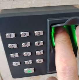 PAKET Mesin absen absensi sidik jari finger print akses kartu amano