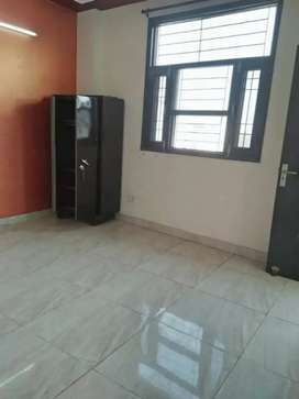 1 room kitchen builder floor located in saket