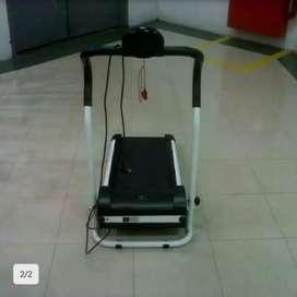 Treadmill Elektrik Exider Walking