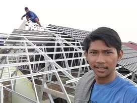 Baja ringan (SNI) ›› Jasa bongkar pasang atap ›› Renovasi bangunan
