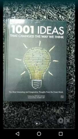 101 ideas that changed the way we think.