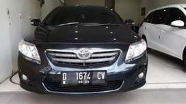 Corolla Altis 1.8 V 2008 AT