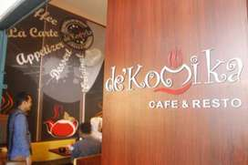 Lowongan kerja Sebagai Cleaning service di  cafe Terbaru