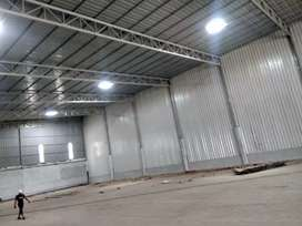 Hojiwala 7000 Sqft shed available for rent