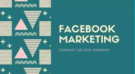 FACEBOOK MARKETING JOB AVAILABLE