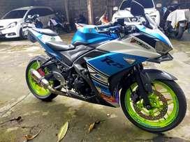 Yamaha R25 2014 Biru