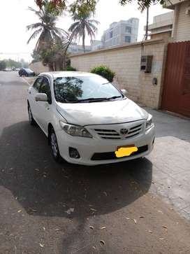 2011 xli corolla home used car in excellent condition