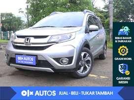 [OLX Autos] Honda BRV 1.5 E CVT A/T 2016 Abu - Abu