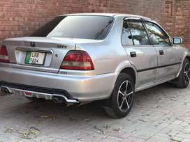 Honda city 2002 for sale in bahria town