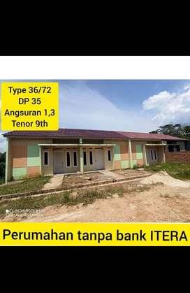 Rumah Subsidi Dekat dengan kampung Itera